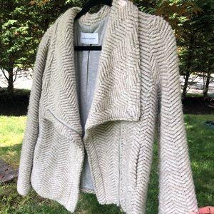 wool jacket w soft lining